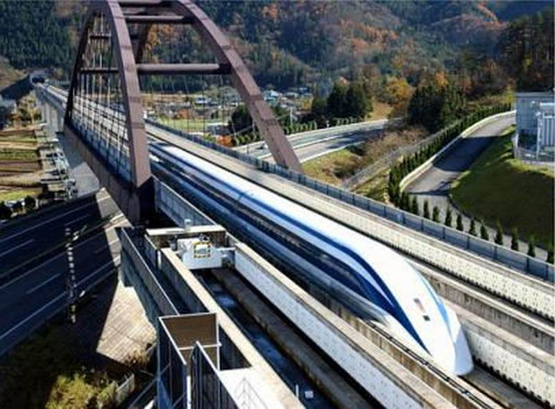 Green Signal For Maglev Train In Japan Wordlesstech