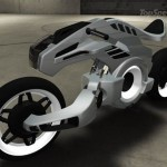 Jeep Cross bike concept