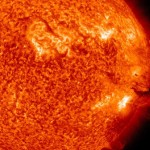 Most spectacular Solar eruption (video)