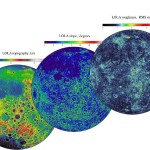 New maps of Lunar surface characteristics