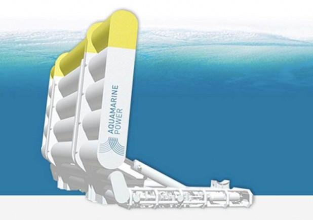 Oyster Wave Power Technology Wordlesstech