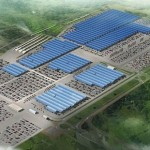 Renault's largest solar energy project
