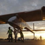 Solar Impulse in Paris Air Show