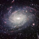Spiral Galaxy that resembles our Milky Way