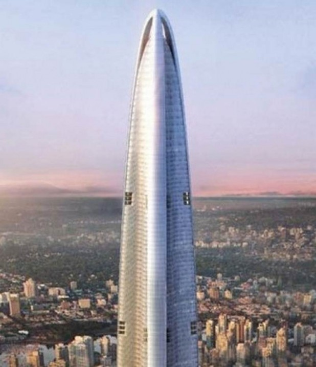 Wuhan Greenland Center (3)