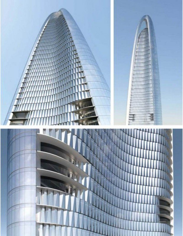 Wuhan Greenland Center (4)