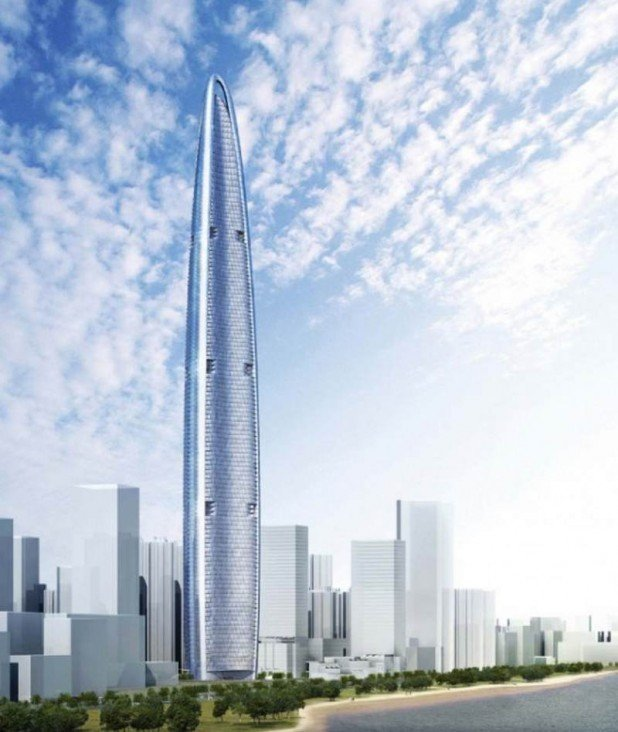 Wuhan Greenland Center (1)