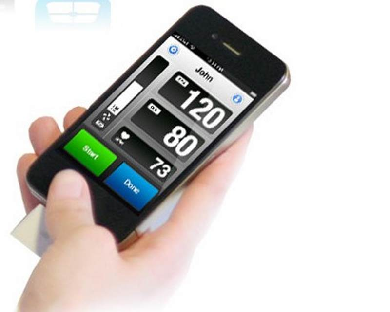 iphone blood pressure monitor iphone pressure monitor wordlesstech 7797