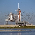 A Moving Tribute to Space Shuttle