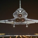 Atlantis Landing is the last ever for Space Shuttle