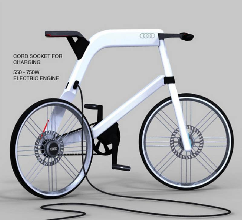 audi e bike electric - photo #25