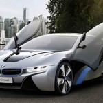 BMW unveils i3 and i8 Electric Vehicles