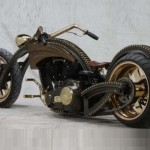 Barro Harley Chopper