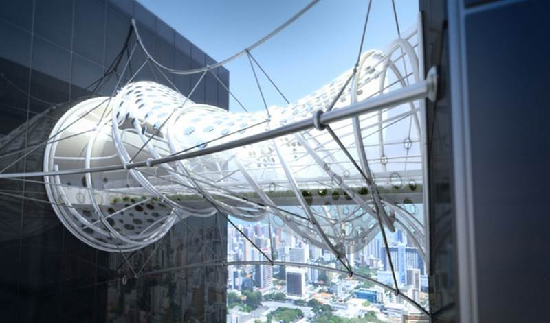 Dynamic shapeshifting helix bridge wordlesstech for Architecte tower bridge