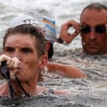 Gianniotis of Greece winner in open water 10km