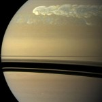 Images and Sounds of Saturn Storm