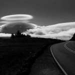 Lenticular Clouds over Wales