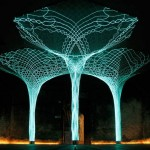 Lux Craft lighting pavilion
