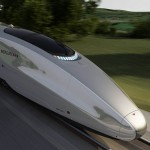 Mercury high-speed train