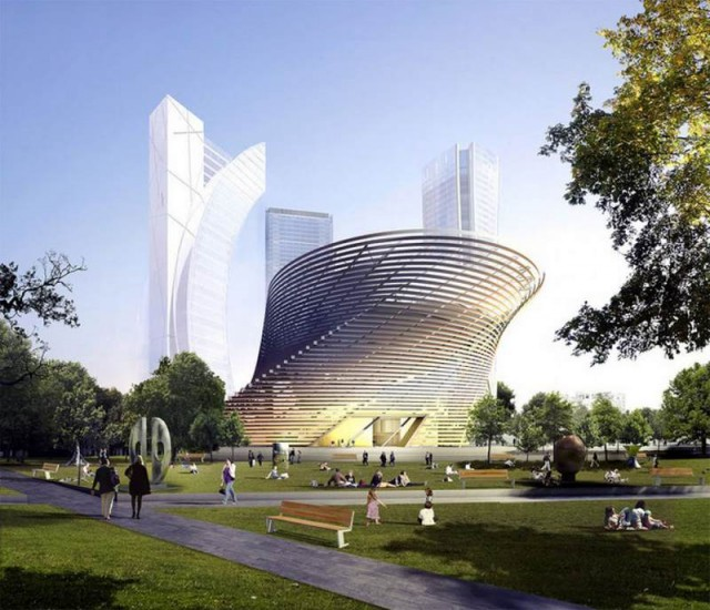 Milan s new Museum of Contemporary Art (6)