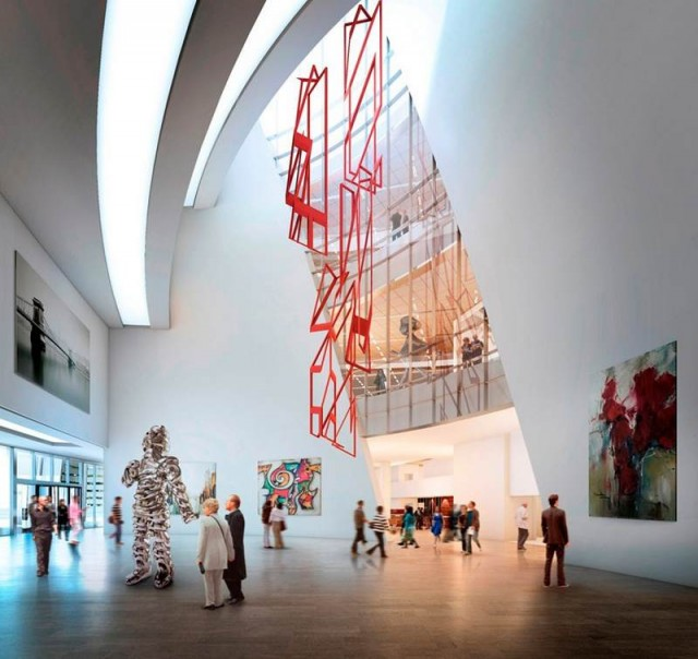 Milan s new Museum of Contemporary Art (5)