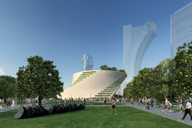 Milan s new Museum of Contemporary Art (2)
