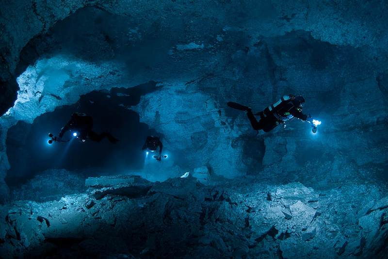 Orda Cave in Russia | wordlessTech