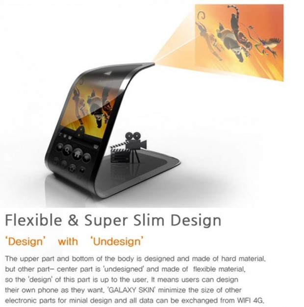 Flexible Smartphone (1)