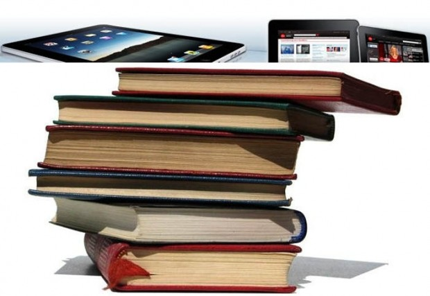 replace textbooks with digital devices