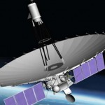 "Space radio telescope to create ""dish"" larger..."