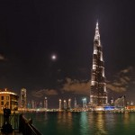 Starry Night- Dubai