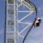 World's Steepest Roller Coaster (video)