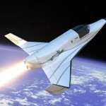 XCOR's Lynx commercial reusable launch vehicle