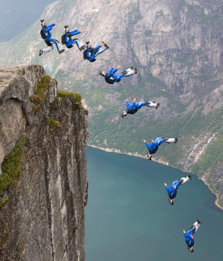 Base Jumping In Norway Wordlesstech
