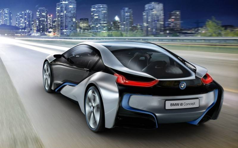 Bmw Unveils I3 And I8 Electric Vehicles Wordlesstech