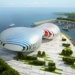 Busan Opera House by Peter Ruge Architekten