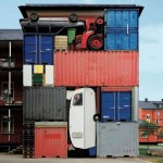 Container Architecture exhibition