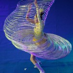 Dance with Hula Hoops (video)