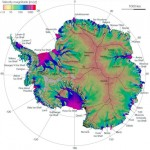 First complete map of Antarctic Ice Flow (video)