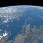 Greece and Turkey from space