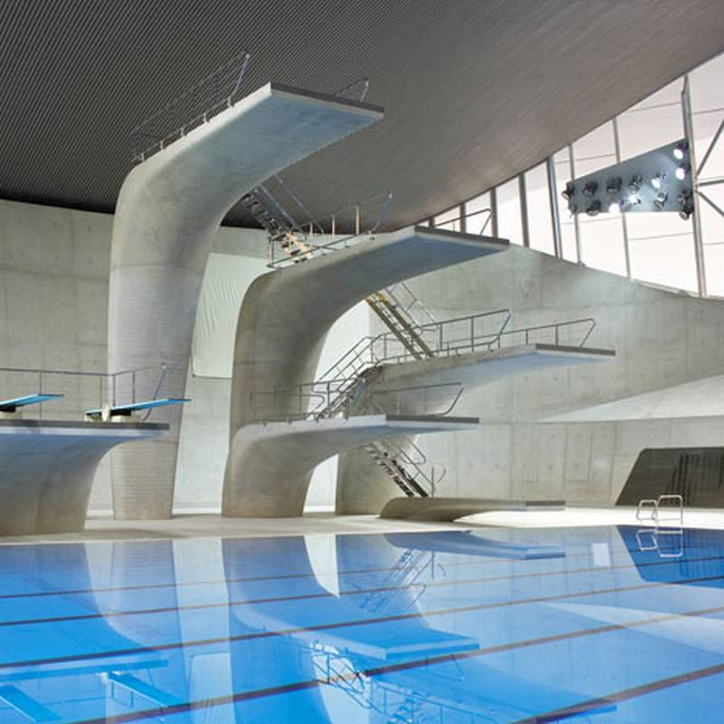 London Aquatics Centre (1)