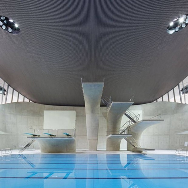 London Aquatics Centre (2)