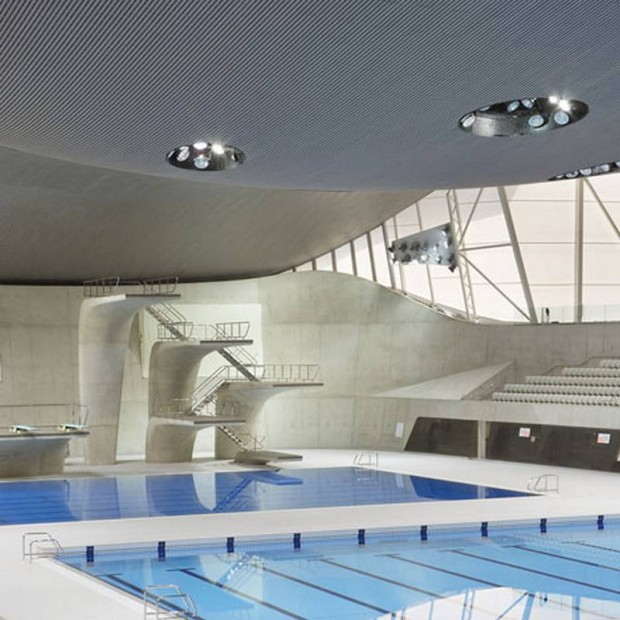 London Aquatics Centre (3)
