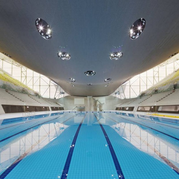 London Aquatics Centre (4)