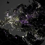 Nighttime Lights of the World