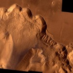 Ophir Chasma in Valles Marineris