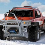 Polar Expedition Vehicle