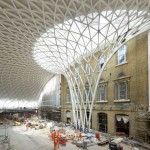 Renovation of King's Cross Station