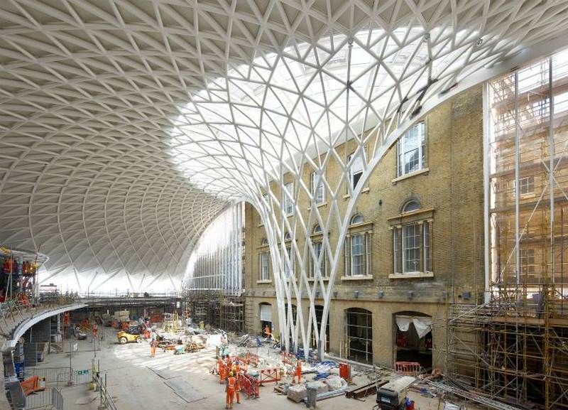 Renovation of King s Cross Station (6)