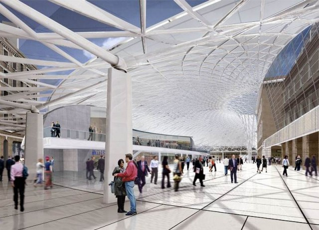 Renovation of King s Cross Station (5)